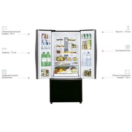 Зображення Холодильник Hitachi R-WB550PUC2GBK - зображення 5