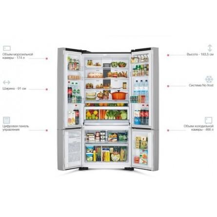 Изображение Холодильник Hitachi R-WB800PUC5GBK - изображение 3