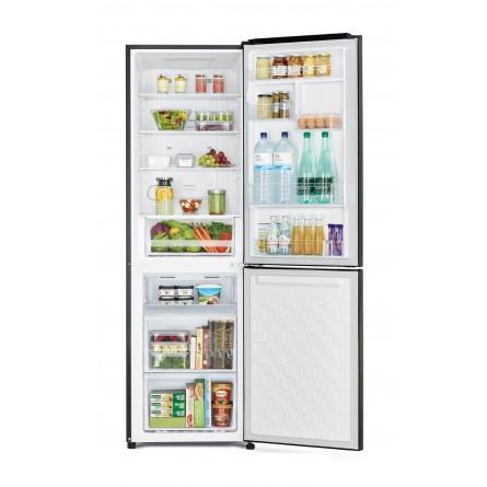 Зображення Холодильник Hitachi R-BG410PUC6GBK - зображення 2