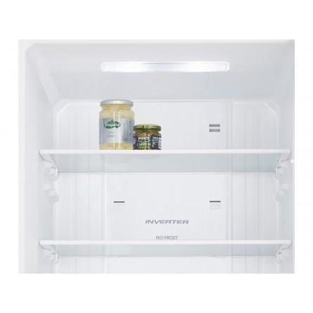Зображення Холодильник Hitachi R-BG410PUC6GPW - зображення 3