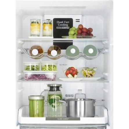 Зображення Холодильник Hitachi R-BG410PUC6XGPW - зображення 3
