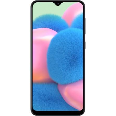 Изображение Смартфон Samsung Galaxy A 30s 4/64 Black (A 307 F) - изображение 3