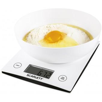 Изображение Весы кухонные Scarlett SC-KS57B10