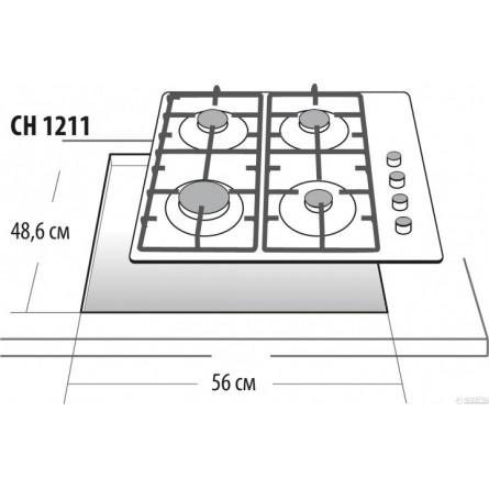 Зображення Варильна поверхня Gefest СН 1211 - зображення 3