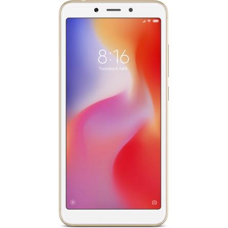Изображение Смартфон Xiaomi Redmi 6 A 2/32 Gb Gold - изображение 2