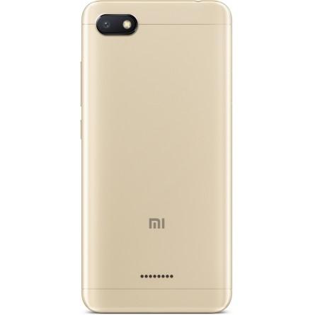 Зображення Смартфон Xiaomi Redmi 6 A 2/32 Gb Gold - зображення 3