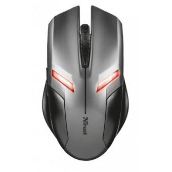 Зображення Комп'ютерна миша Trust Ziva Gaming Black