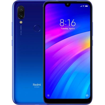 Зображення Смартфон Xiaomi Redmi Note 7 3/32 Gb Blue - зображення 1