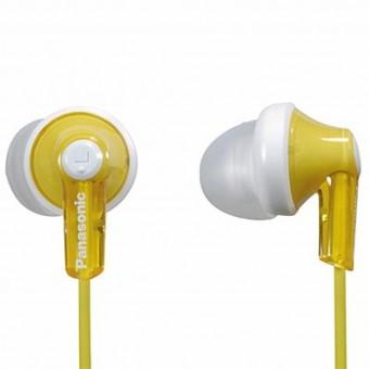 Зображення Навушники Panasonic RP HJE 118 GUY Yellow