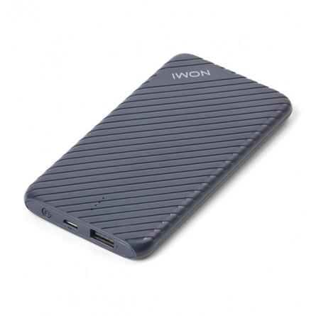 Зображення Мобільна батарея Nomi F 050 500 mAh синій - зображення 1