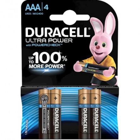 Зображення Батарейки Duracell R 03 LR 03 MN 2400 Ultra - зображення 1