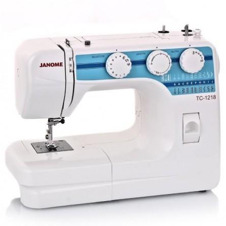 Изображение Швейная машина Janome TC 1218 - изображение 1