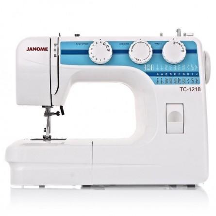 Изображение Швейная машина Janome TC 1218 - изображение 2