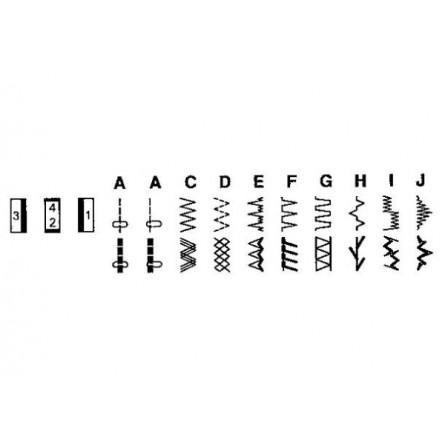Изображение Швейная машина Janome TC 1218 - изображение 6