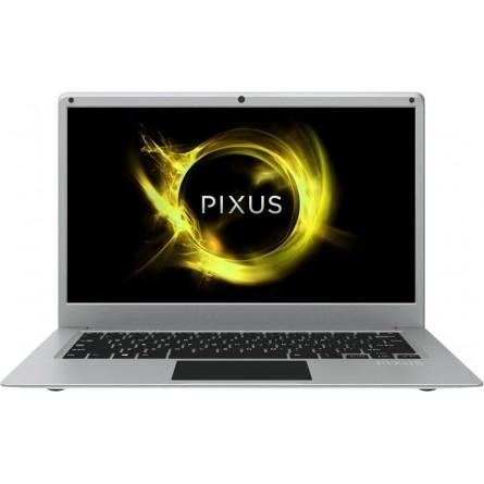 Зображення Ноутбук Pixus Rise 14 4/64 Gb FullHD Grey - зображення 1