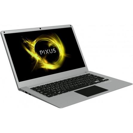 Зображення Ноутбук Pixus Rise 14 4/64 Gb FullHD Grey - зображення 2