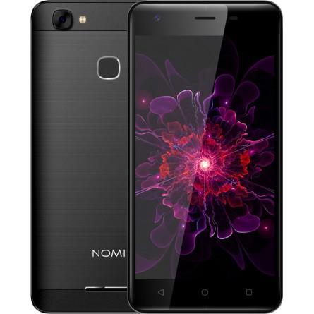 Изображение Смартфон Nomi I 5032 EVO X2 Black - изображение 1