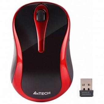 Изображение Компьютерная мыш A4Tech G 3 280 N Black Red