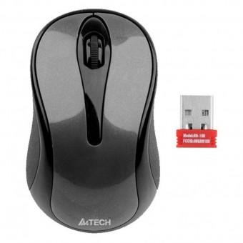 Зображення Комп'ютерна миша A4Tech G 3 280 N Glossy Grey