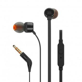 Зображення Навушники JBL T 110 Black