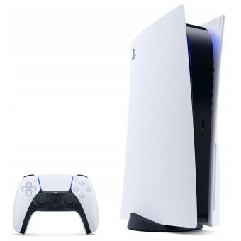 Зображення Ігрова приставка Sony PlayStation 5
