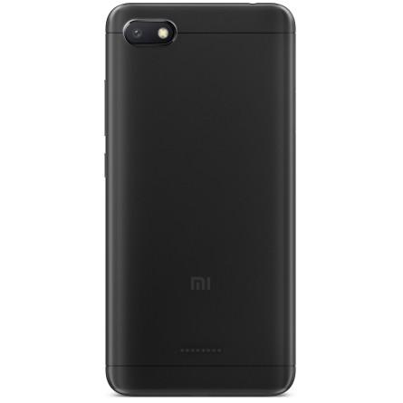 Зображення Смартфон Xiaomi Redmi 6 A 2/16 Gb Black - зображення 3