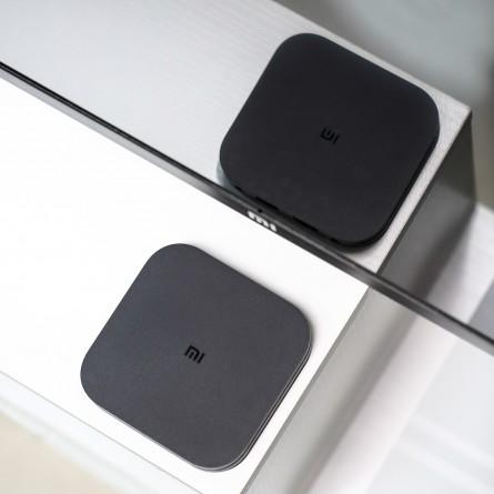 Изображение Smart TV Box Xiaomi Mi box S 4K 2/8GB Black - изображение 10