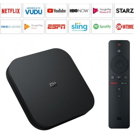 Зображення Smart TV Box Xiaomi Mi box S 4K 2/8GB Black - зображення 4