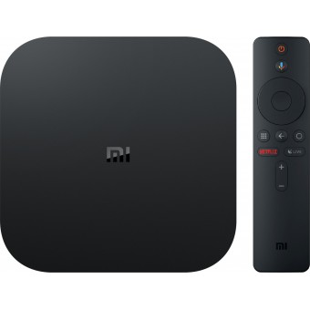 Зображення Smart TV Box Xiaomi Mi box S 4K 2/8GB Black