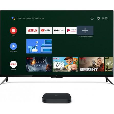 Изображение Smart TV Box Xiaomi Mi box S 4K 2/8GB Black - изображение 7