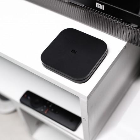 Зображення Smart TV Box Xiaomi Mi box S 4K 2/8GB Black - зображення 8