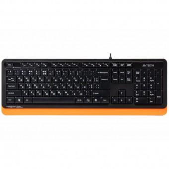 Изображение Клавиатура A4Tech FK 10 Orange