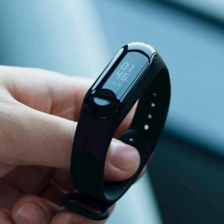 Изображение Фитнес браслет Xiaomi Mi Band 3 Black - изображение 3