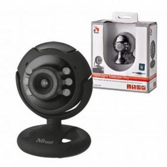 Изображение Веб-камера Trust SpotLight Webcam Pro