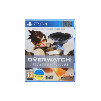 Изображение Диск Sony BD Overwatch Legendary Edition 88259 EN