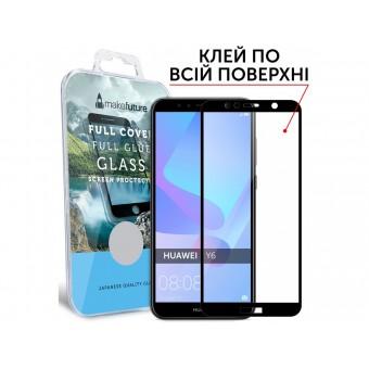 Изображение Защитное стекло Make Future H Y6 Black 00 00040294