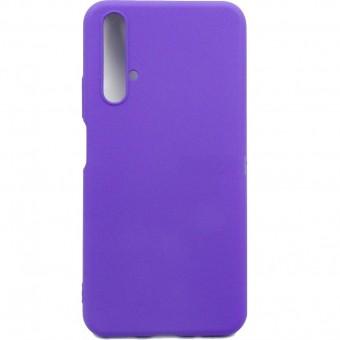 Зображення Чохол для планшета Dengos Carbon Huawei Nova 5T, violet (DG-TPU-CRBN-30)