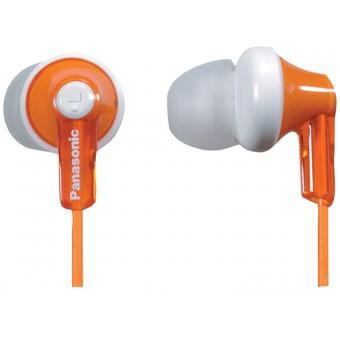 Зображення Навушники Panasonic RP HJE 118 GUD Orange