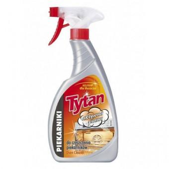Изображение Аксесуары плиты Tytan Рідина д/миття духовок 500 мл