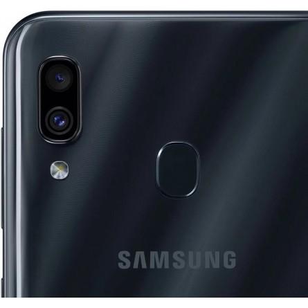 Зображення Смартфон Samsung Galaxy A 30 3/32 Gb Black (A 305 F) - зображення 6