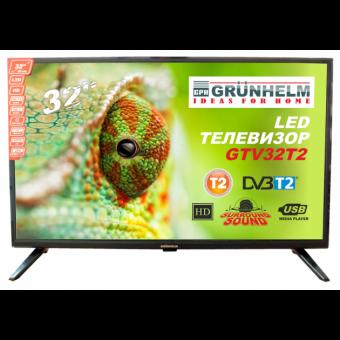 Изображение Телевизор Grunhelm GTHD 32 T 2