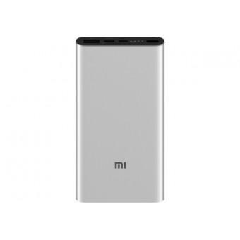 Зображення Мобільна батарея Xiaomi Mi 3 NEW 10000mAh срібний