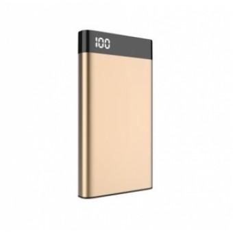 Изображение Мобильная батарея Jellico ZS 05 Li-Pol LCD 10000 mAH Gold