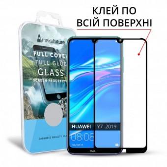 Изображение Защитное стекло Make Future H Y7 Black 00 00039674
