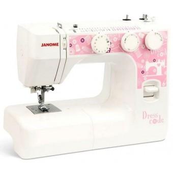 Изображение Швейная машина Janome Dress Code