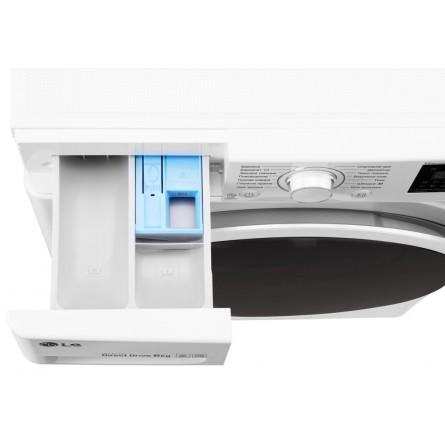 Изображение Стиральная машина LG F0J6NN0W - изображение 9