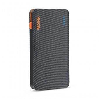 Зображення Мобільна батарея Wesdar S 15 micro USB Li Pol 8000 mAh Black