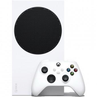 Зображення Ігрова приставка Microsoft Xbox Series S 512 GB
