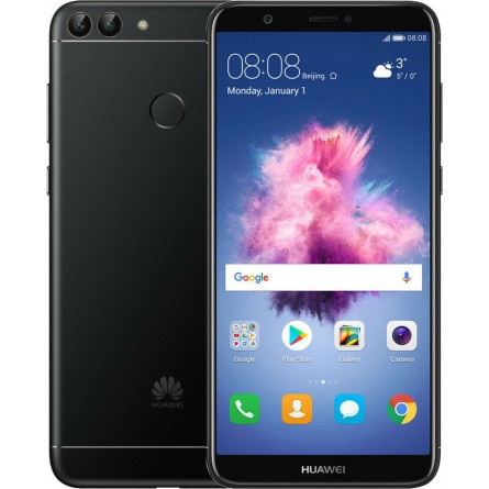 Зображення Смартфон Huawei P Smart Black 2018 - зображення 1
