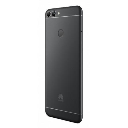 Зображення Смартфон Huawei P Smart Black 2018 - зображення 5
